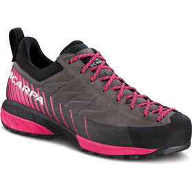 Scarpa W's Mescalito GTX Shoes titanium/rose red